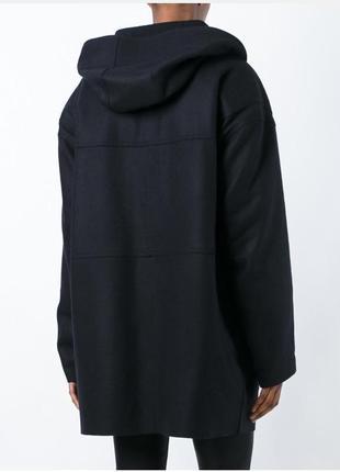 Шерстяное дизайнерское пальто тренч теплое оверсайз oversize кокон isabel marant étoile3