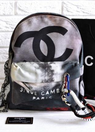 Сумка-рюкзак chanel blackpack
