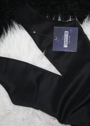 Элегантное черное макси платье3 фото