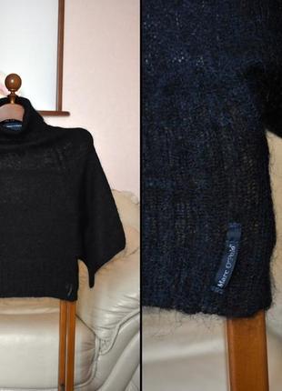 Xs ! marc o'polo - гольф свитер водолазка – шерсть + мохер – новый4