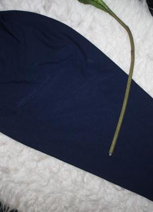 Темно синее платье бюстье5 фото