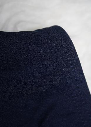 Темно синее платье бюстье4 фото