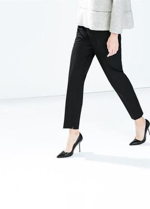 Базові брюки zara
