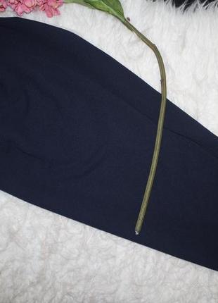 Изысканное миди платье с воланом на одно плечо5