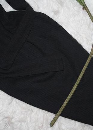 Базовое платье в рубчик5