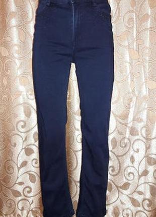 Стильные укороченные женские джинсы per una1