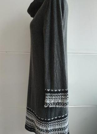 Оригинальное платье laura ashley с красивым узором3