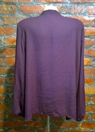 Свободная блуза на запах atmosphere2 фото