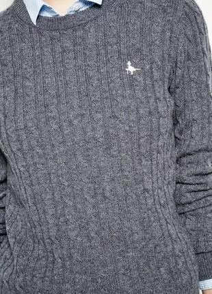 Джемпер из merino wool мериносовой шерсти s/m