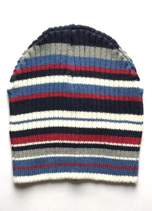 Детская шапка из 100 % коттона, takko fashion, 2-8 лет.