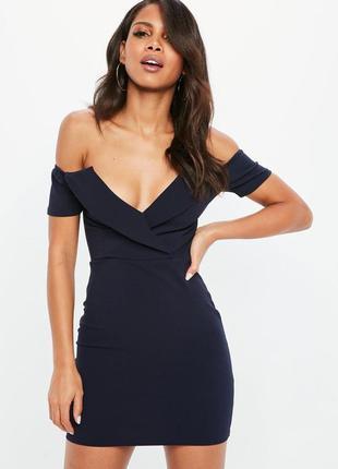 Идеальное мини платье