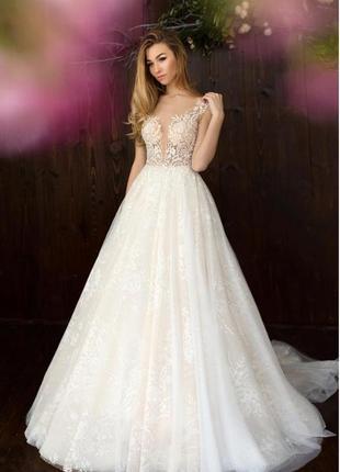 Весільна сукня pollardi daria karlozi