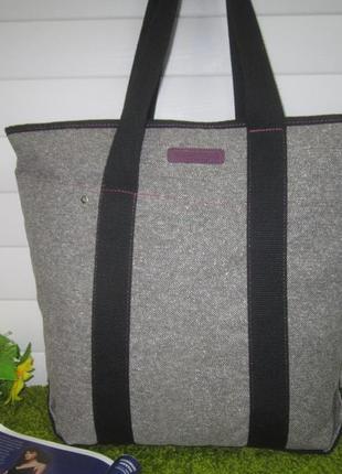 Большая, стильная сумка шоппер американского бренда timbuk21