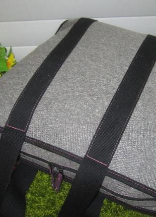 Большая, стильная сумка шоппер американского бренда timbuk22