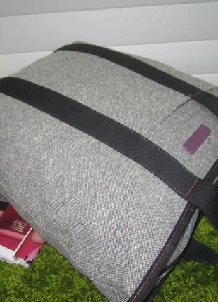 Большая, стильная сумка шоппер американского бренда timbuk23