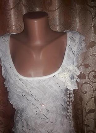 Красивое летнее платье3