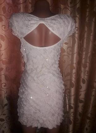 Красивое летнее платье4