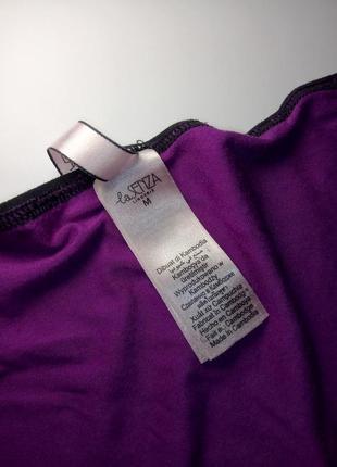 Фиолетовые эластичные трусики la senza uk 12 / 40 / m4