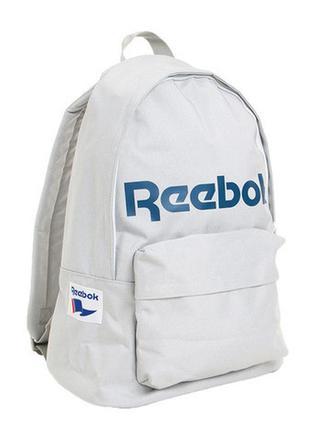 Рюкзаки reebok royal backpack артикул ay3368