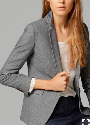 Стильный пиджак от massimo dutti
