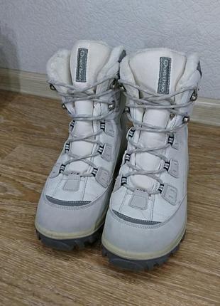 Ботинки зимние quechua размер 39