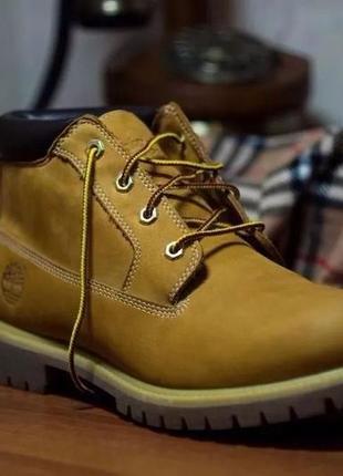 Оригинальные ботинки timberland heritage chukka lowa (тимберленд)