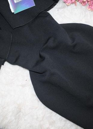 Идеальное миди платье с воланами4