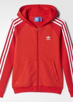 Детские регланы adidas enhanced fleece kids артикул s96053