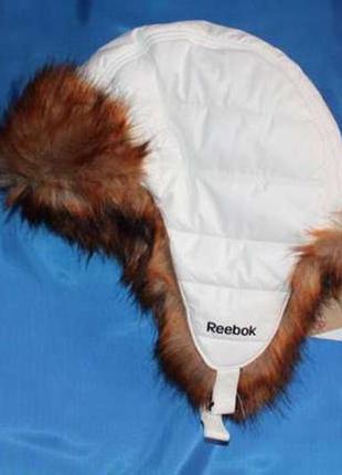 Женская шапка-ушанка reebok