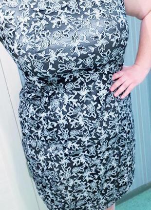 Обалденное платье на новый год gina bacconi