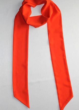 Узкий шарф-галстук, шарф-скинни, модный аксессуар, c&a.4