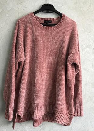 Бархатный свитер1 фото