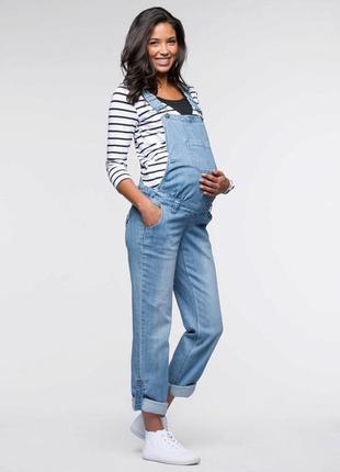 Комбез для беременных р. 36 джинс