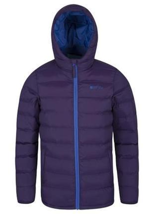 Яркая куртка mountain warehouse kids