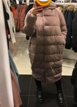 Курточка утеплённая {одеяло}