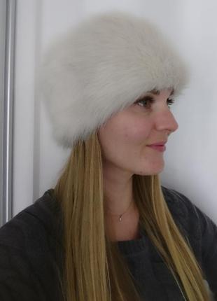Актуальная меховая шапка2