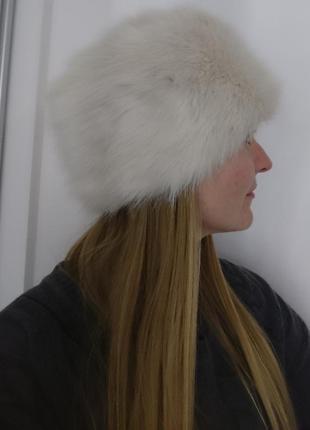Актуальная меховая шапка3