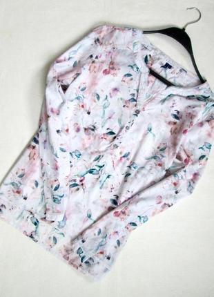 Cecil/красивая брендовая рубашка из тончайшего хлопка