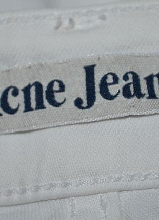 7-14.12 скидки до 70%! джинсы белые acne4