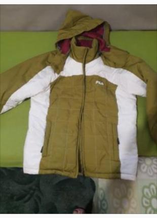 Горнолыжная куртка fila