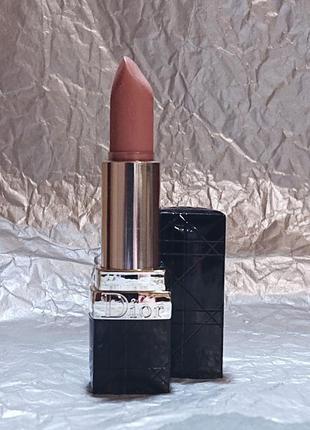 Помада для губ rouge dior - 298 rita beige, оригинал2