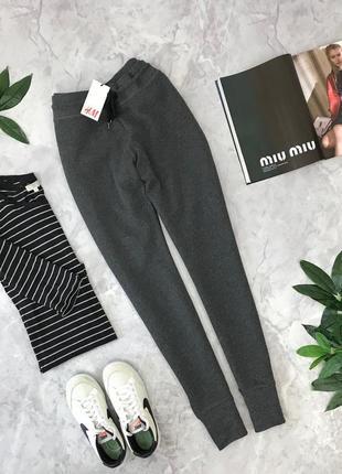 Комфортные брюки на резинке от h&m  pn1849143 h&m