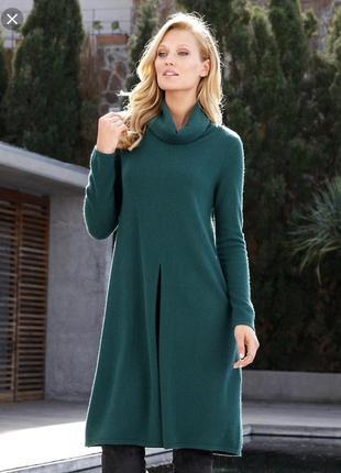 100% кашемир платье include!