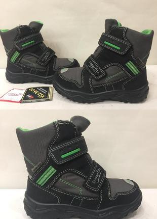 Ботинки зимние,сапожки термо суперфит superfit gore-tex р.28 (18см.)