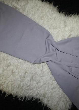 Макси платье с завязками на плечи4 фото