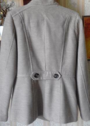 Пальто женское демисезонное2