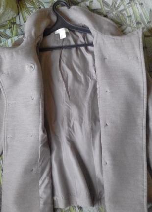 Пальто женское демисезонное5