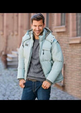 Куртка-пуховик-желетка fila оригинал l-xl