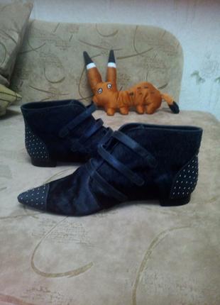 Брендовые ботиночки,разм37