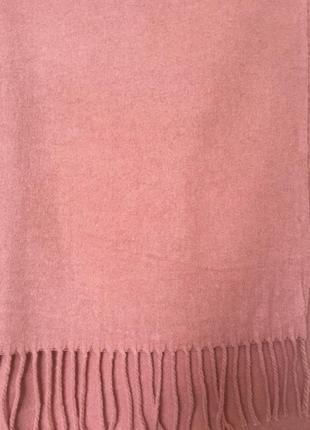 🎉 скидки!!! шикарная брендовая шерстяная шаль пашмина